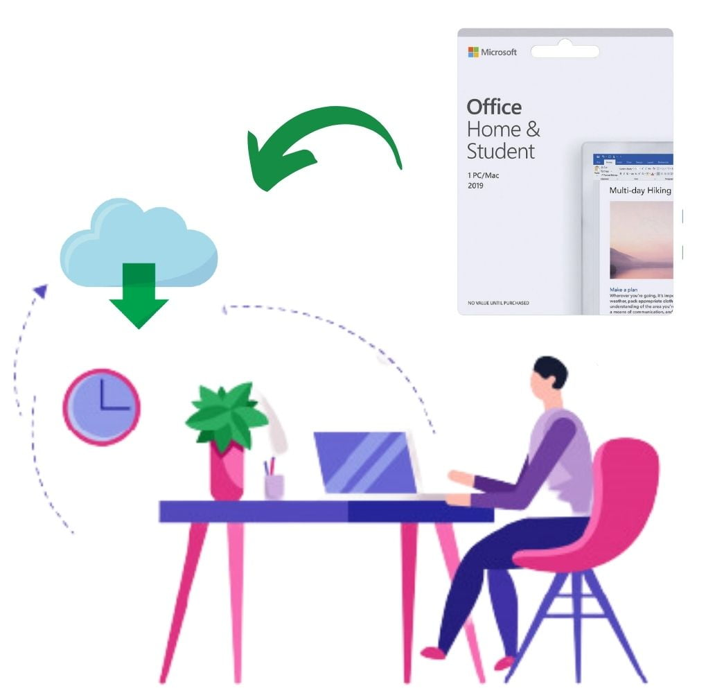 Installing Office Home and Student 2019