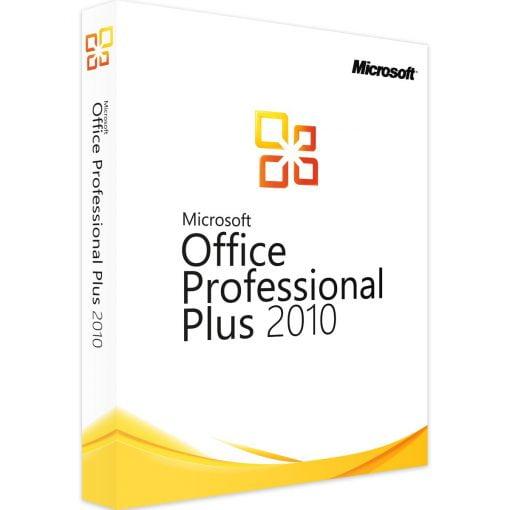Microsoft Office Professional Plus 2010 retail