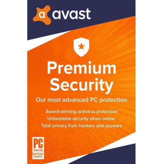 Avast Premium Security 2021
