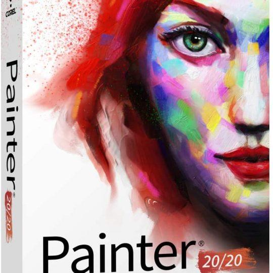 Corel Painter 2020 Lifetime PC MAC Key Global