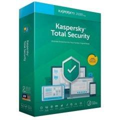Kaspersky Total Security 2021 1 year 1 device key Global