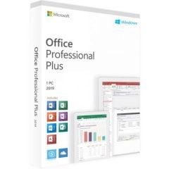 Office 2019 Professional Plus Key Global Bind to your Microsoft Account
