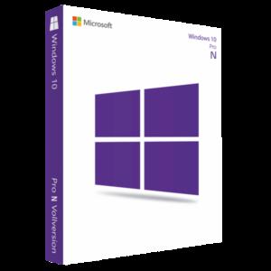 Windows 10 Pro N bản quyền