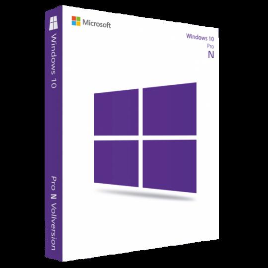 Windows 10 Pro N Key Global