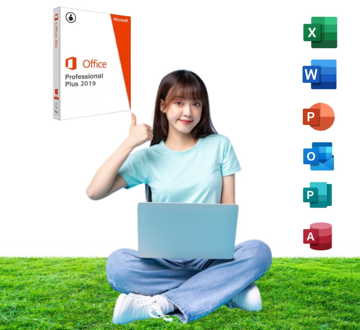 about Microsoft Office Professional Plus 2019