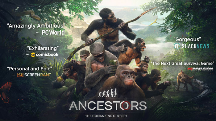 Ancestors The Humankind Odyssey Epic Key 1 compressed
