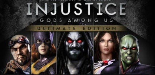 Injustice Gods Among Us Ultimate Edition Steam Gift
