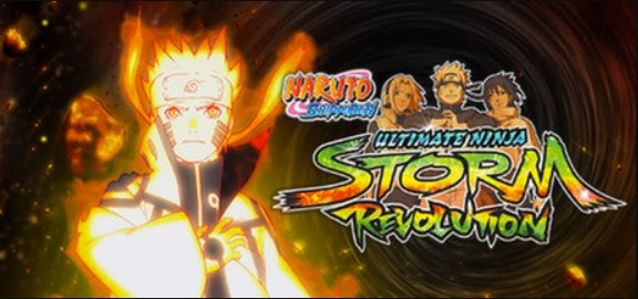NARUTO SHIPPUDEN Ultimate Ninja STORM Revolution Steam Gift