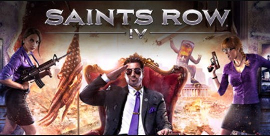 Saints Row IV Steam Gift