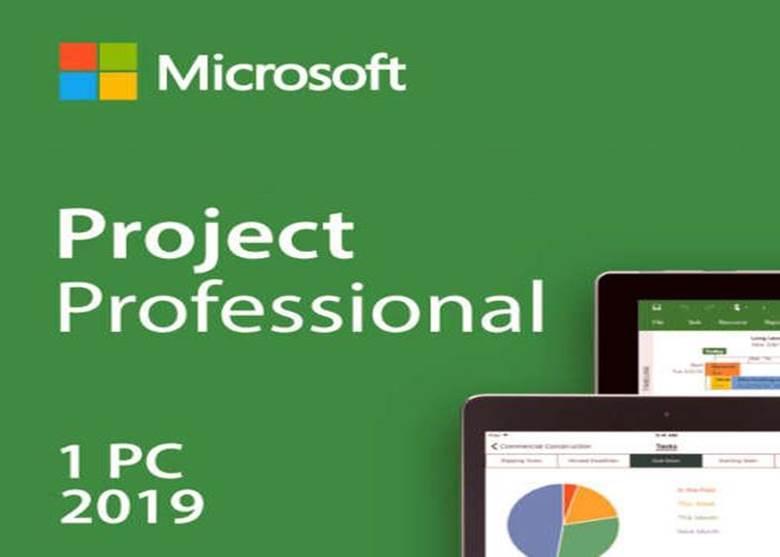 Giới thiệu chung về microsoft project 2019 theo tài khoản