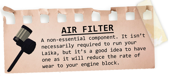 Airfilter description