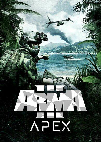 Arma 3 Apex (DLC) Steam Key