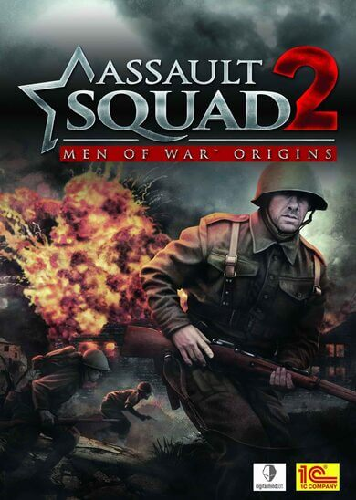 Assault Squad 2: Men of War Origins Steam Key
