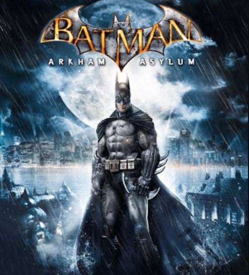 Batman: Arkham Asylum Game of the Year Edition Steam Key