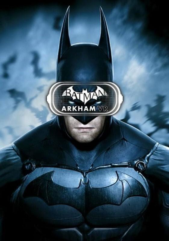 Batman Arkham VR Steam Key