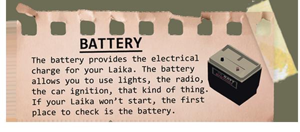 Battery description
