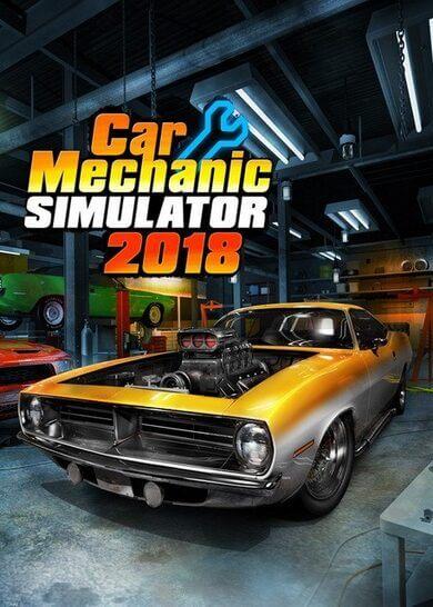 Car Mechanic Simulator 2018 (bonus Mazda DLC) Steam Key