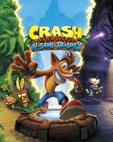 Crash Bandicoot N. Sane Trilogy Steam Key
