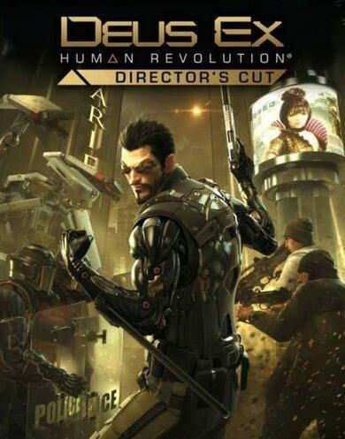Deus Ex: Human Revolution – Director's Cut Steam Key