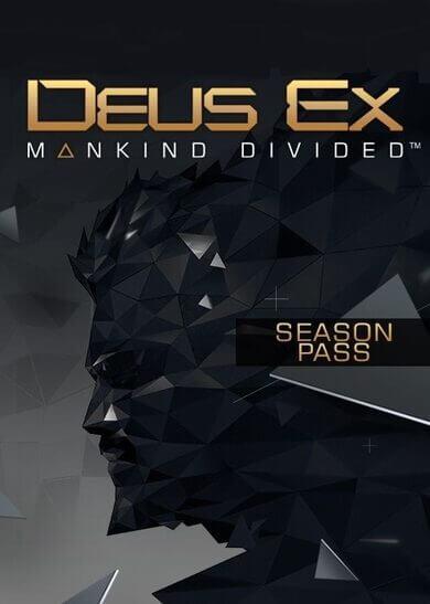 Deus Ex: Mankind Divided (Season Pass) (DLC) Steam Key