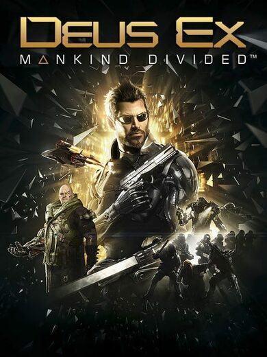 Deus Ex: Mankind Divided Steam Key