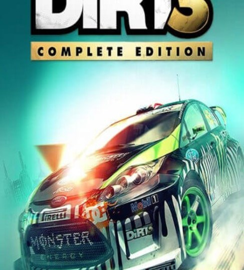 Dirt 3 (Complete Edition) Steam Key