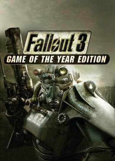 Fallout 3 (Game of the Year Edition) Steam Key