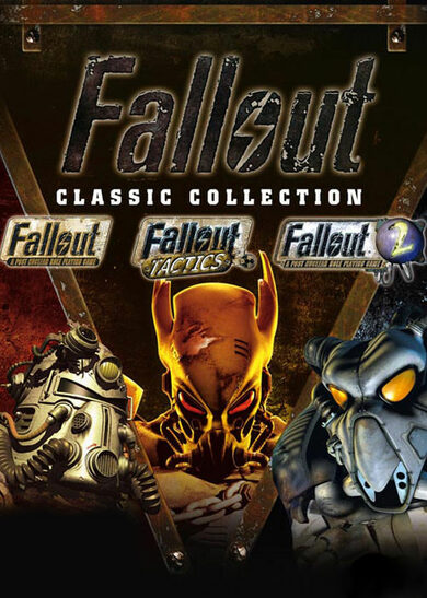 Fallout Classic Collection Steam Key