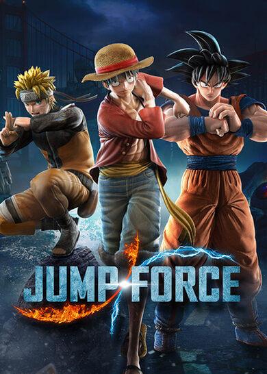 Jump Force Steam Key
