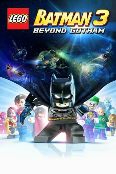 LEGO: Batman 3 – Beyond Gotham Steam Key