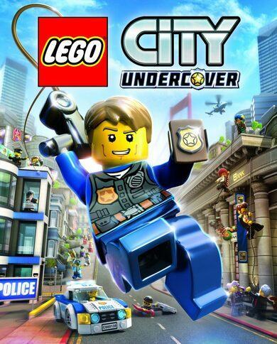 LEGO City: Undercover Steam Key