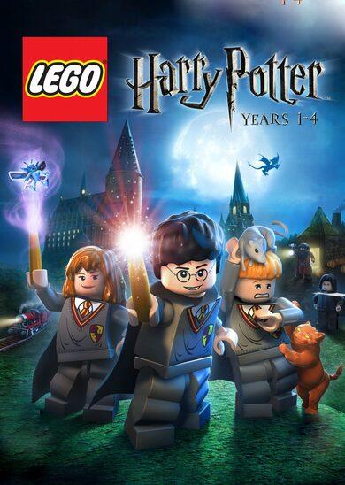 LEGO: Harry Potter Years 1-4 Steam Key
