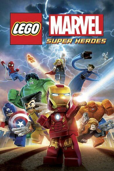 LEGO: Marvel Super Heroes Steam Key