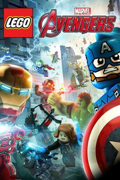 LEGO: Marvel's Avengers Steam Key