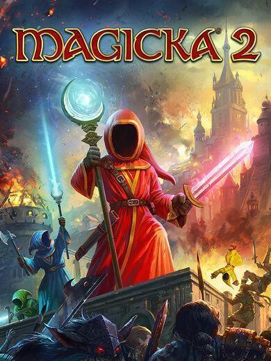 Magicka 2 (Deluxe Edition) Steam Key