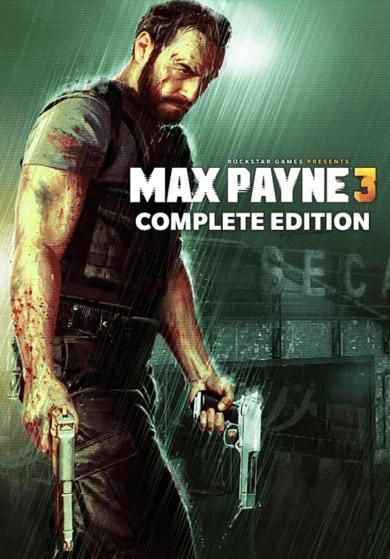Max Payne 3 Complete Steam Key