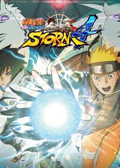 Naruto Shippuden: Ultimate Ninja Storm 4 Steam Key