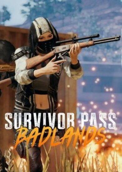 PlayerUnknown's Battlegrounds – Survivor Pass 5 Badlands (DLC) Steam Key