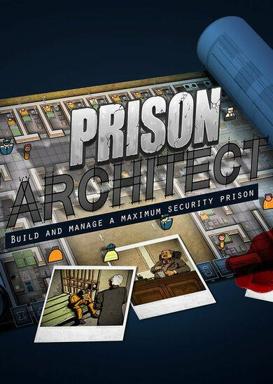 Prison Architect Steam Key