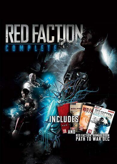 Red Faction Collection Steam Key 680.000₫ 340.000₫