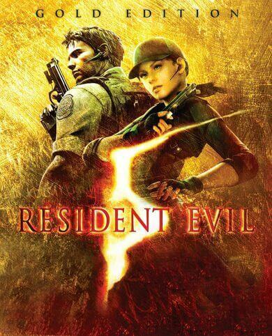 Resident Evil 5 Gold Edition Steam Key