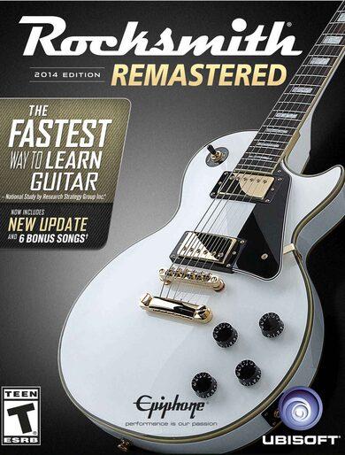 Rocksmith 2014 Remastered Edition Steam Key