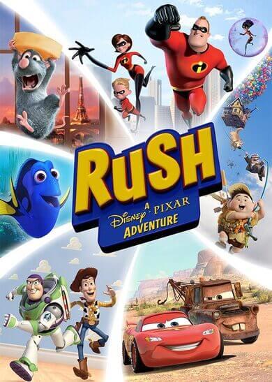 Rush: A Disney & Pixar Adventure Steam Key
