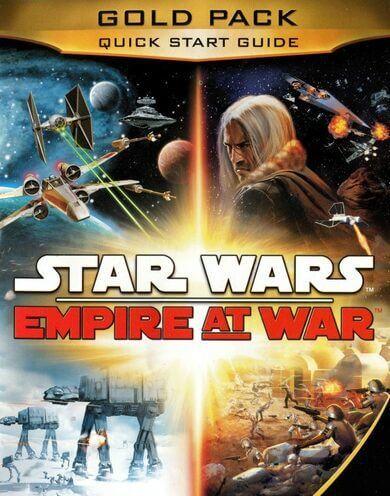 STAR WARS Empire at War – Gold Pack Steam Key