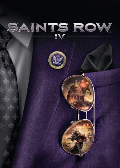 Saints Row IV Steam Key