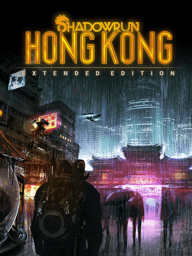 Shadowrun: Hong Kong – Extended Edition Steam Key