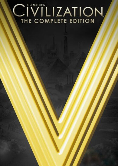 Sid Meier's Civilization V: Complete Steam Key
