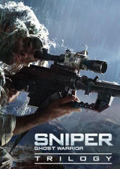Sniper Ghost Warrior Trilogy Steam Key