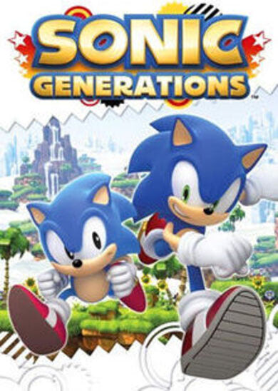 Sonic Generations Collection Steam Key