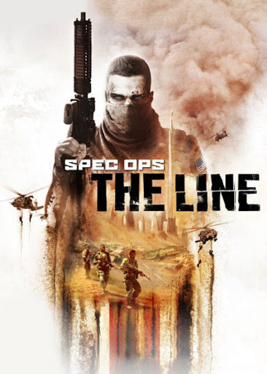 Spec Ops: The Line Steam Key